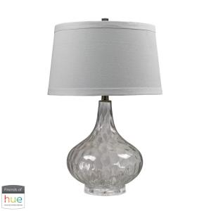 """Dimond - 24"""" 60W 1 LED Table Lamp with Philips Hue LED Bulb/Dimmer"""