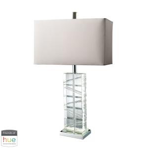 "Avalon - 23"" 60W 1 LED Table Lamp with Philips Hue LED Bulb/Bridge"