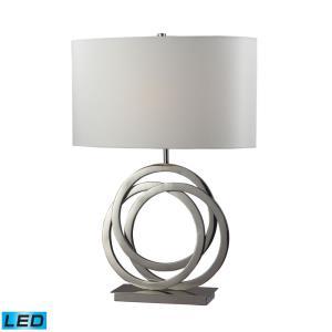 "Trinity - 25"" 9.5W 1 LED Table Lamp"