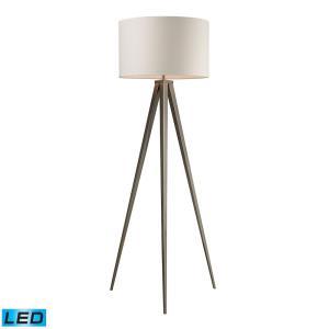 Salford - 61 Inch 9.5W 1 LED Floor Lamp