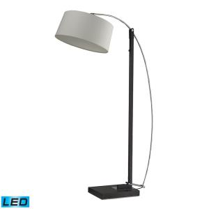Logan Square - 76 Inch 9.5W 1 LED Floor Lamp