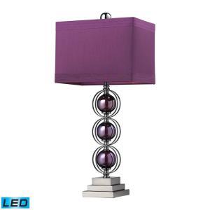 Alva - 27 Inch 9.5W 1 LED Table Lamp