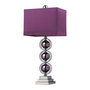 Alva - One Light Table Lamp