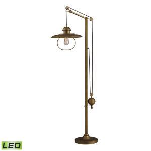 "Farmhouse - 70"" 9.5W 1 LED Adjustable Floor Lamp"