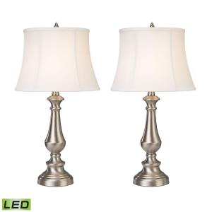 Fairlawn - 25 Inch 9W 2 LED Table Lamp (Set of 2)
