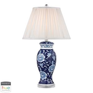 """Dimond - 28"""" 60W 1 LED Table Lamp with Philips Hue LED Bulb/Dimmer"""