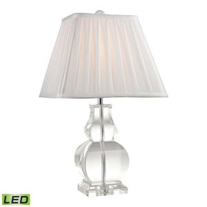 "Downtown - 19"" 9.5W 1 LED Table Lamp"