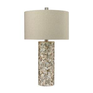 Herringbone - One Light Table Lamp