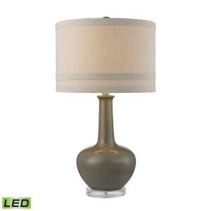 "Dimond - 28"" 9.5W 1 LED Table Lamp"