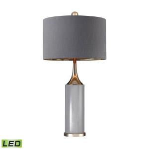 "31.75"" 9.5W 1 LED Tall Table Lamp"