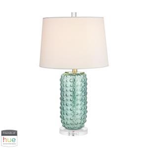 "Caicos - 25"" 60W 1 LED Table Lamp with Philips Hue LED Bulb/Bridge"