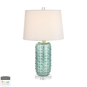 """Caicos - 25"""" 60W 1 LED Table Lamp with Philips Hue LED Bulb/Dimmer"""