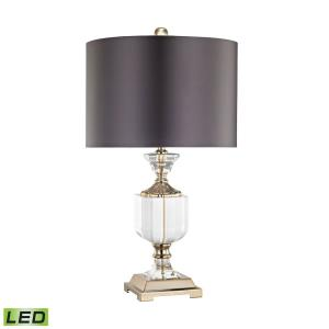 Highclere - 24 Inch 9.5W 1 LED Table Lamp