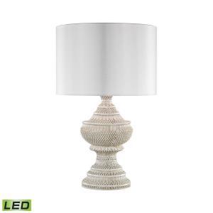 Kokopo - 25 Inch 9.5W 1 LED Outdoor Table Lamp