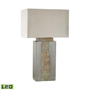 Musee-a - 32 in.  9.5W 1 LED Outdoor Table Lamp