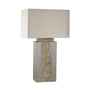 Musee- - One Light Outdoor Table Lamp