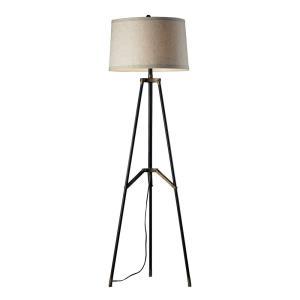 Functional Tripod - One Light Floor Lamp