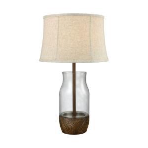 Camarillo - One Light Outdoor Table Lamp