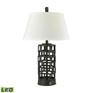 """Rook - 30"""" 100W 1 LED Table Lamp"""
