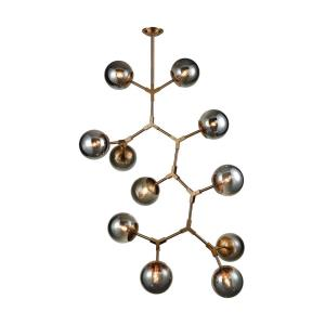 Synapse - Eleven Light Chandelier