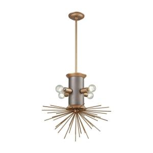 Lucy Spike - 4 Light Pendant