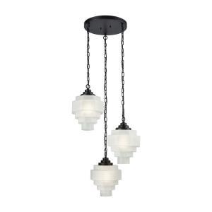 Duke - Three Light Pendant