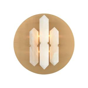 Annees Folles - Two Light Wall Sconce