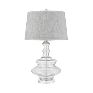 Upwell Current - One Light Table Lamp