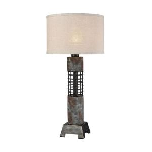 Gendarme - One Light Outdoor Table Lamp