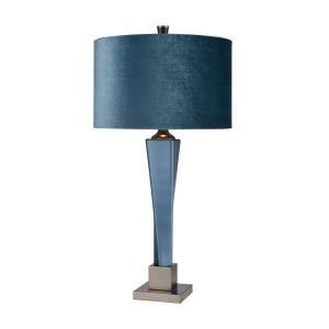 Huntress - One Light Tall Table Lamp