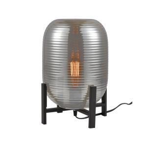 Cravate Noir - One Light Table Lamp