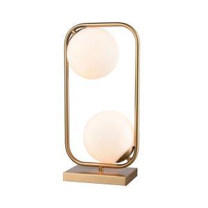Moondance - Two Light Square Table Lamp