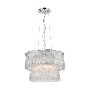 Bridalveil - Six Light Pendant