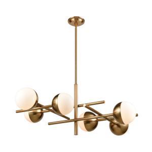 Rumba - Six Light Pendant