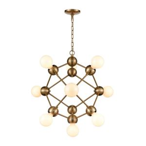 Grow from Here - Ten Light Pendant