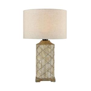 Sloan - One Light Outdoor Table Lamp
