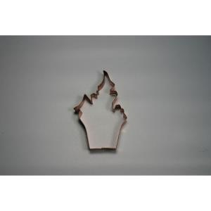 Haunted House - 5.5- Inch Cookie Cutter (Set of 6)