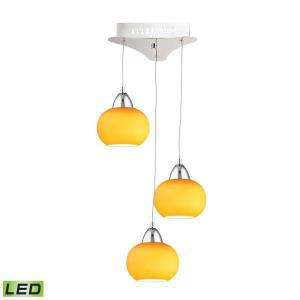 Ciotola - 1 Inch 15W 3 LED Pendant