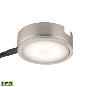 """2.75"""" 4W 1 LED Metal Housing with 6' Power Cord with Plug And On Line Switch, 1 Tail, Epistar Chips, Box Package"""