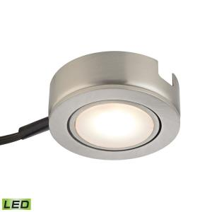 2.75 Inch 4W 1 LED Metal Housing with 6' Power Cord with Plug And On Line Switch, 1 Tail, Epistar Chips with Box Package
