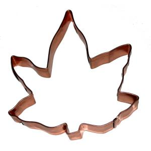Maple Leaf - 5.5- Inch Cookie Cutter (Set of 6)