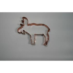 Moose - 5.5 Inch Cookie Cutter (Set of 6)