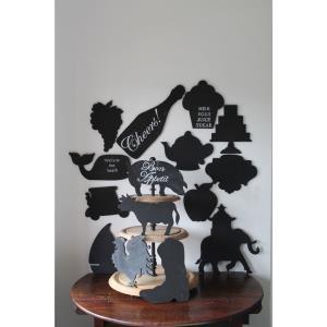 Elephant Petite - 16- Inch Wall Decor (Set of 2)