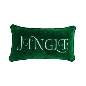 """Jingle - 20x12"""" Pillow Cover Only"""