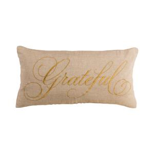 Grateful - 20x12 Inch Pillow Cover Only