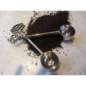 Key 1 - 9- Inch Coffee Scoop (Set of 4)