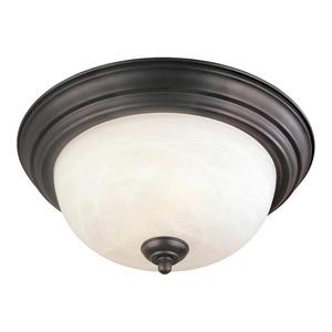 Tahoe - Two Light Flush Mount