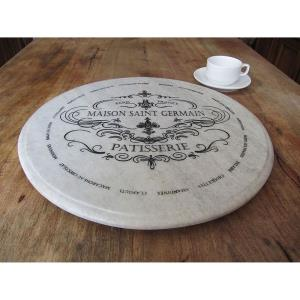 Marble Patisserie - 14 Inch Lazy Susan
