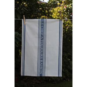 Le Chef - 19x27 Inch Towel (Set of 4)