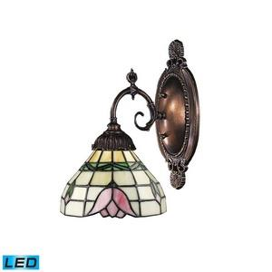 Mix-N-Match - 10 Inch 9.5W 1 LED Wall Sconce